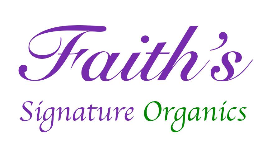 Faith Signature Organics Logo